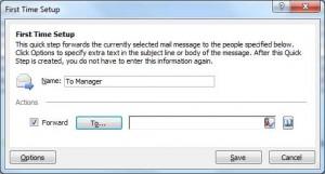Default Mail Client - QuickStep