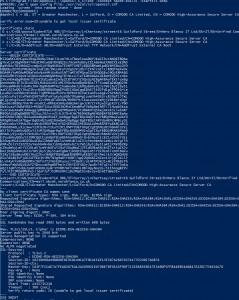 Exchange SMTP TLS