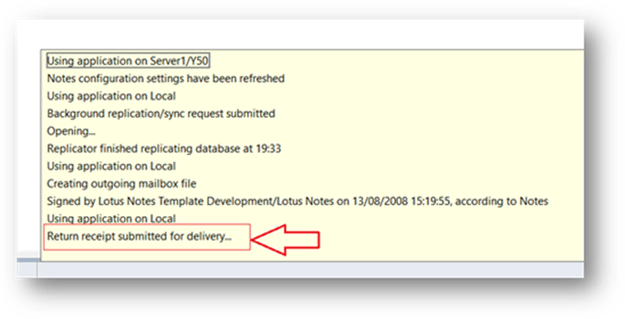 how to add check colomn lotus notes