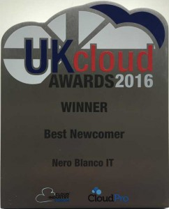 UK Cloud Awards 2016
