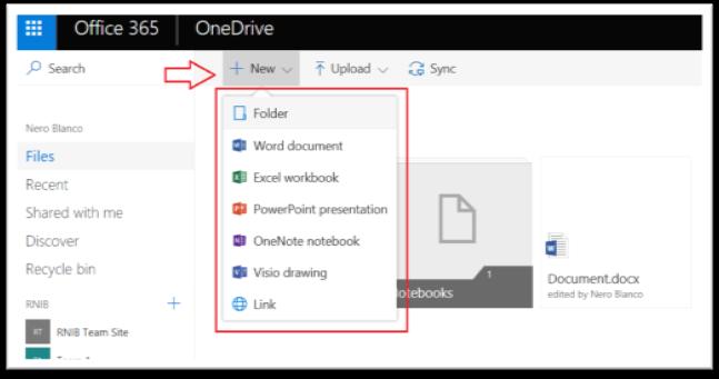 Uploading Microsoft Office Templates to SharePoint - Nero Blanco End